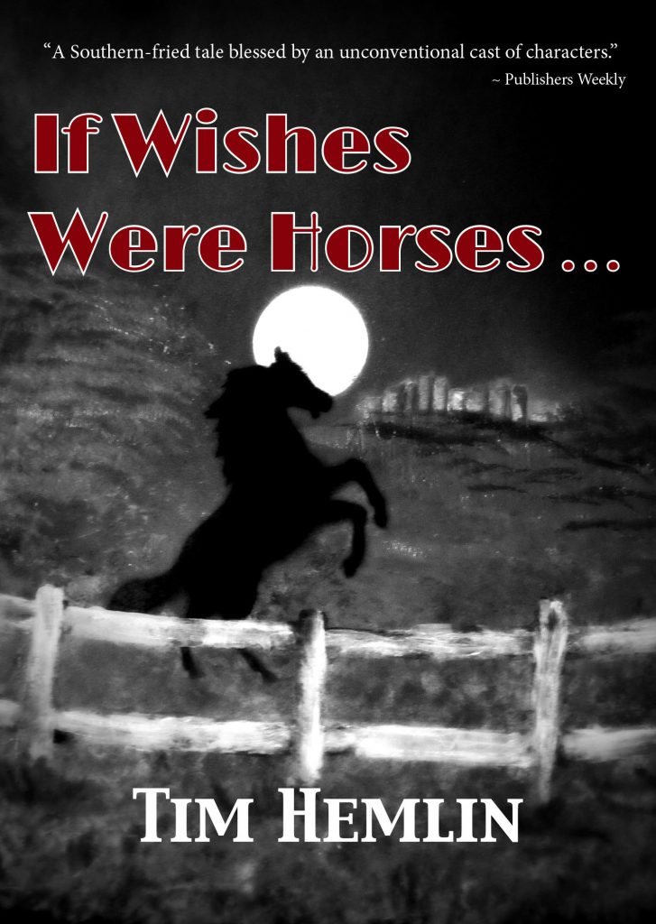 IfWishesWereHorsesCover